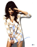PRIYANKA CHOPRA SIGNED AUTOGRAPHED 11x14 PHOTO VERY PRETTY SEXY BECKETT BAS