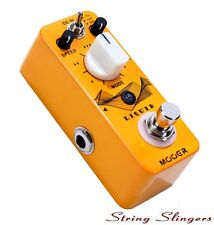 Mooer Micro Compact 'Liquid' Phaser Effects Pedal, MPH2