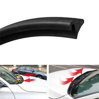 1.8M Car Windshield Rubber Seal Front Windshield Plastic Panel Strips Universal
