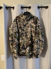 Sitka Gear Flash Pullover Optifade Subalpine L weather fighter