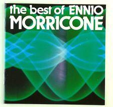 CD - Ennio Morricone - The Best Of Ennio Morricone - A5085