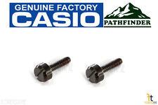 CASIO Pathfinder PRW-5000 Watch Band SCREW Male (QTY 2) PRW-5100 PRW-6000