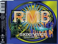 RMB ‎: EXPERIENCE (FOLLOW ME) / 4 TRACK-CD