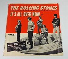 The Rolling Stones - Good Times Bad Times / It's All Over Now- London Records