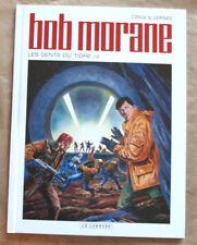 Bob Morane Les Dents du Tigre T 2 CORIA & H VERNES éd Le Lombard Avril 2010 EO