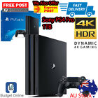 Sony Playstation PS4 Pro 1TB Console Australian Stock Delivered 4K Gaming