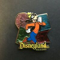 DLR - Goofy - Color Sketch Tiles Disney Pin 49615