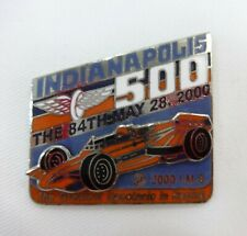2000 Indianapolis 500 Car Mount Collector Lapel Pin Indy500 IndyCar