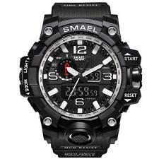 SMAEL Multi-function Digital Waterproof Date Quartz Sport Wristwatches SA