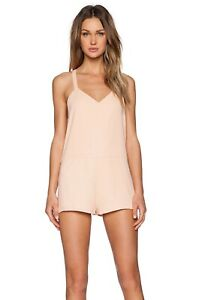 ~ THE FIFTH ~ LOST SOULS PLAYSUIT ~ SIZE SMALL ~ APRICOT ~ BNWT ~
