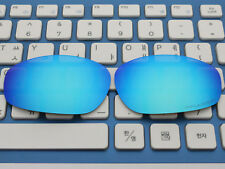 Replacement Ice Blue Polarized Lenses for Split Jacket Sunglasses OO9099