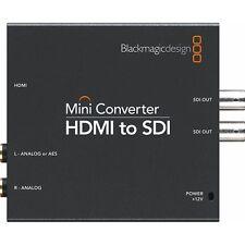 Blackmagic Design Mini-HDMI a SDI Convertidor