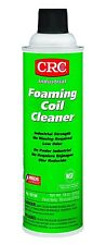 CRC Foaming Coil Cleaner, 18 oz Aerosol Can, Clear/Yellow, New, Free Shipping