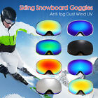 Motorcycle/Cycling Ski Snowboard Dustproof Sunglasses Goggles Lens Eye Glasses
