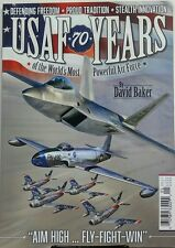 USAF 70 Years of the World's Most Powerful Air Force FREE SHIPPING sb
