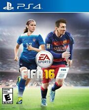 Electronic Arts FIFA 16 (PlayStation 4) Video Game