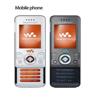 W580i W580c Original Sony Ericsson W580 2MP GSM 850 900 1800 1900 Mobile Phone