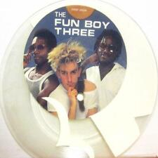 "Fun Boy Three(Clear 7"" Vinyl)Summertime-Chrysalis-FB3-UK-Ex/VG+"