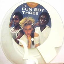 "Fun Boy Three(Clear 7"" Vinyl)Summertime-Chrysalis-FB3-UK-Ex/VG+"