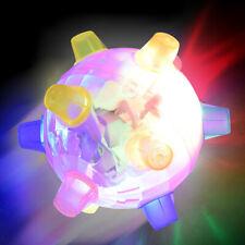 Blinkender Hundeball Für Spielball Geführte Haustierspielwaren Springender Ball