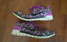 NIKE FREE 5.0 TR FIT 5  Purple Women Running shoes Size 11