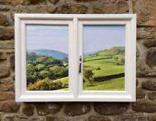 Feature Windows Wall Art Photograph Picture Scene Lake District View Faux Window