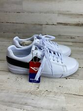 New listing Womens PONY Top Star Tennis Shoes in White/Black Size 6.5 M 80s Stranger Things