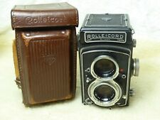 Rolleicord Va 5a  1943576 serial number  75  3.2 75  3.5 used  condition + case