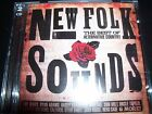 New Folk Sounds The Best Of Alternative County Various 2 CD - Like New