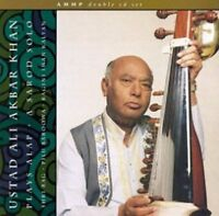 Ali Akbar Khan, Ustad Khan Ali Akbar - Alap - a Sarod Solo [New CD]