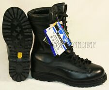 "Matterhorn 1949 10"" Mens Insulated Goretex Waterproof Leather Boots 5R Black NIB"