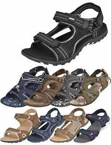 Ladies Sandals Sport Mule Summer Slip On Trekking Walking Womens Beach Shoes