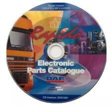 DAF RAPIDO EPC 11 / 2015 - DVD 1511 ,Mega download Link