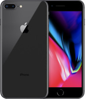 Apple iPhone 8 Plus 64GB Space Grau - (ohne Simlock) NEU OVP MQ8L2ZD/A EU