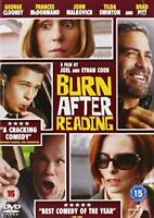 , Burn After Reading [DVD], Like New, DVD