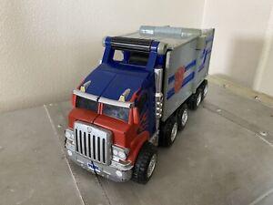 2006 Hasbro Transformers Optimus Prime Transforming Nerf Gun