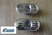 SILVER SIDE LIGHT REPEATER INDICATORS RENAULT MEGANE SCENIC THALIA TRAFIC TWINGO