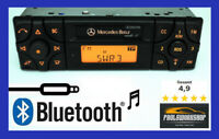 Orig. Radio Mercedes Audio 10 mit Bluetooth + AUX BE3100 BE3210 AL3210 AL2910