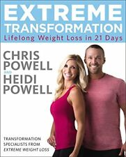 Extreme Transformation: Lifelong Weight Loss in 21