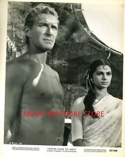 "Jock Mahoney Tarzan Goes To India Original 8x10"" Photo #M2533"