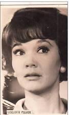 B36616 Acteurs Actors Liselotte Pulver 9x6 cm