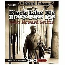 Black Like Me by John Howard Griffin (2011, CD)