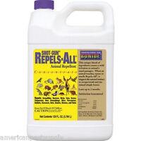 Animal Repellent Conc 1 GL Deer Rabbit Squirrel Raccoon Mouse Rat Dog Repellent