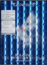 GALNERYUS-RELIVING THE IRONHEARTED FLAG-JAPAN 3 BLU-RAY BOX LTD Z25 sd