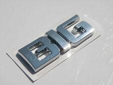 CHROME 3D BIG BADGE 4x4 SHOGUN NIVARA LAND ROVER V8 ENGINE FUNNY FAT CAR PICK UP