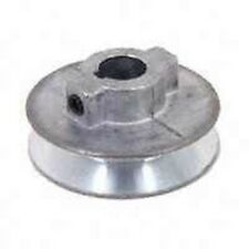 """NEW CHICAGO DIE CASTING 6110720 2 1/2"""" X 5/8"""" BORE SINGLE GROOVE V-BELT PULLEY"""