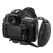 Wrist Grip Strap for Digital & Film SLR Cameras Canon,Nikon,Sony Black