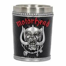 Officially licensed Motorhead Shot Glass 7cm -Motorhead Warpig and Ace of Spades