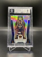 2019/20 PANINI CROWN ROYALE ZION WILLIAMSON ROOKIE ROYALTY BGS 9 #1/99 MINT