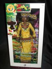 2006 Kwanzaa Barbie Doll DOTW AA Festivals of the World Pink Label #J0945 NRFB